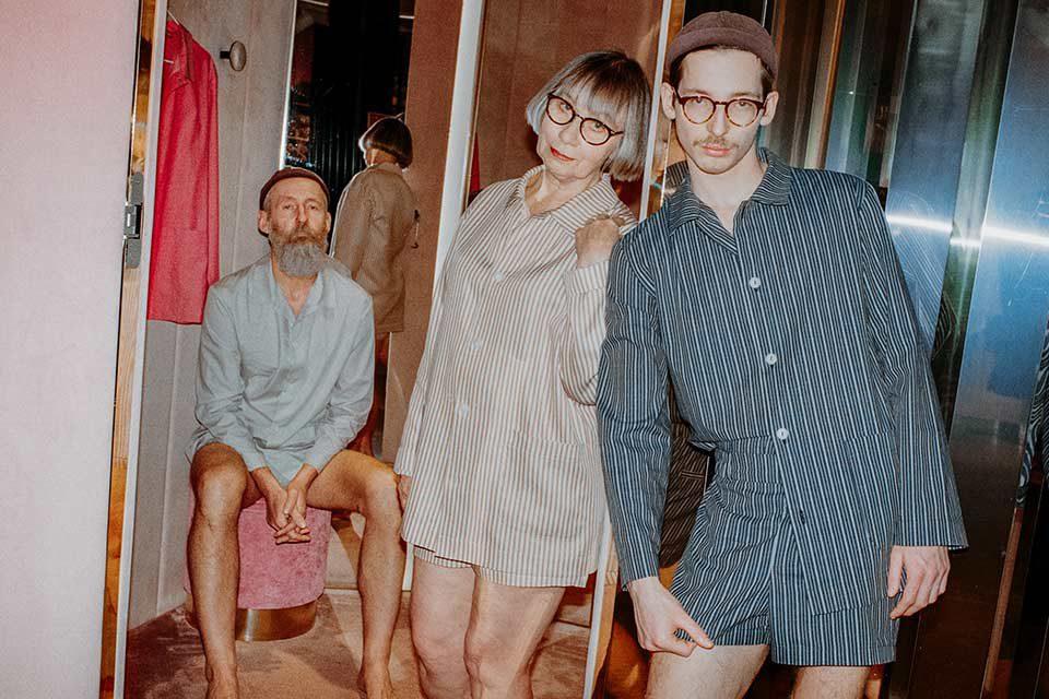 Tom Adam Pyjama
