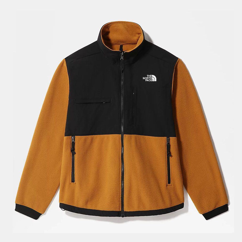 polaire the north face ocre