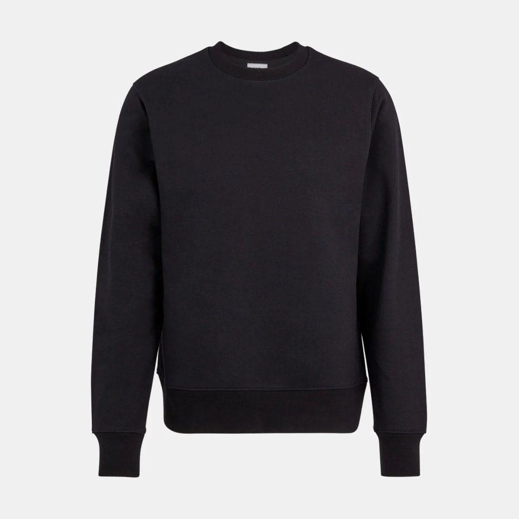 sweatshirt noir coton y-3