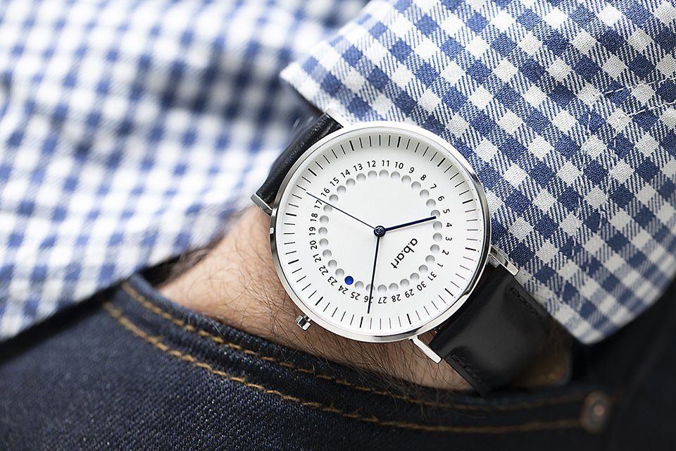 montre abart poignet