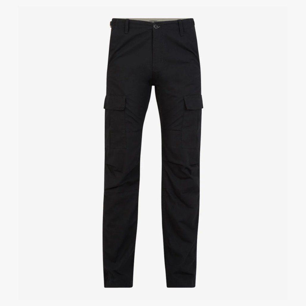 pantalon cargo carhartt slim fit noir