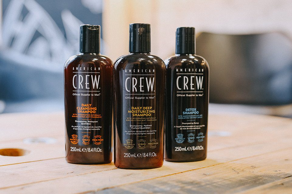 shampoing american crew cove