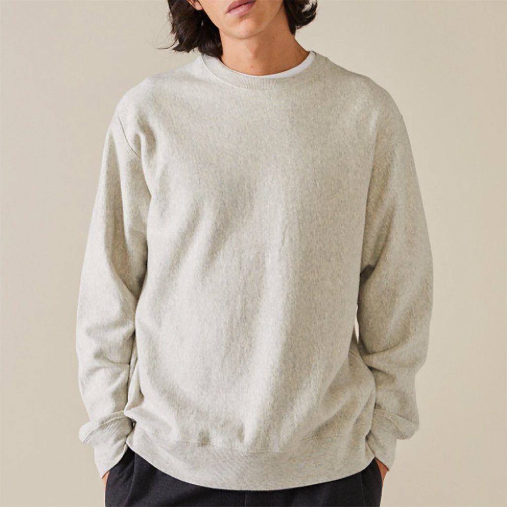 sweat bellerose gris