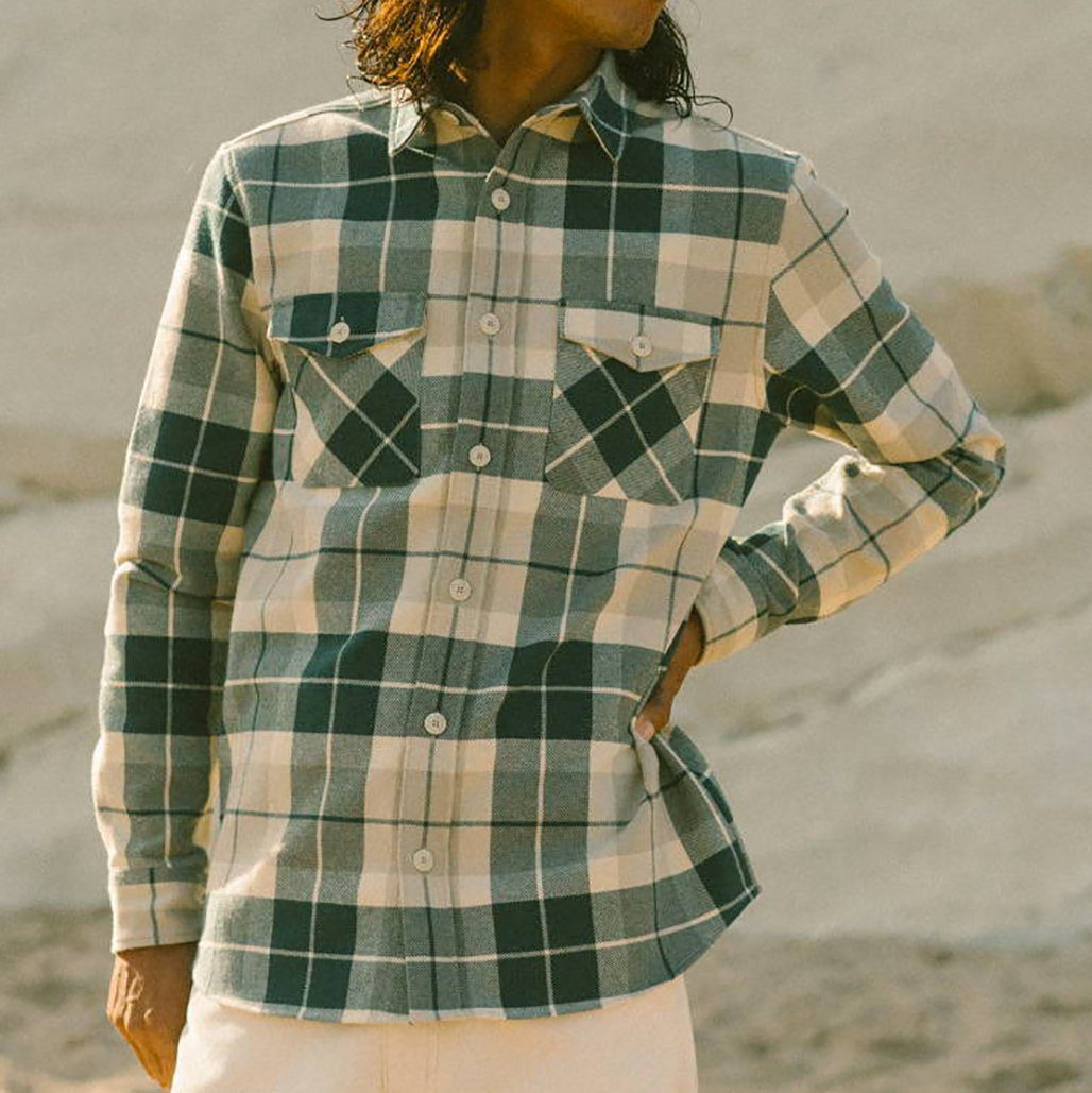 chemise flanelle hopaal