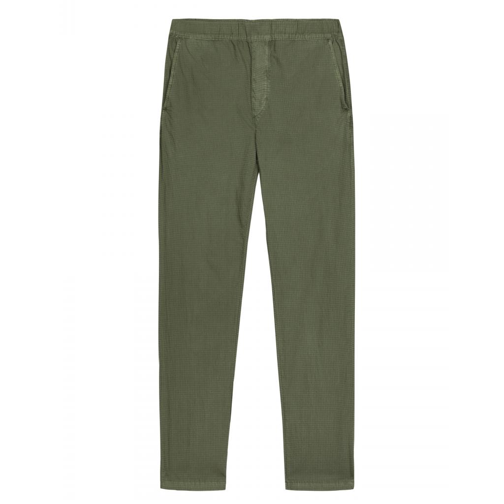 pantalon homecore vert kaki