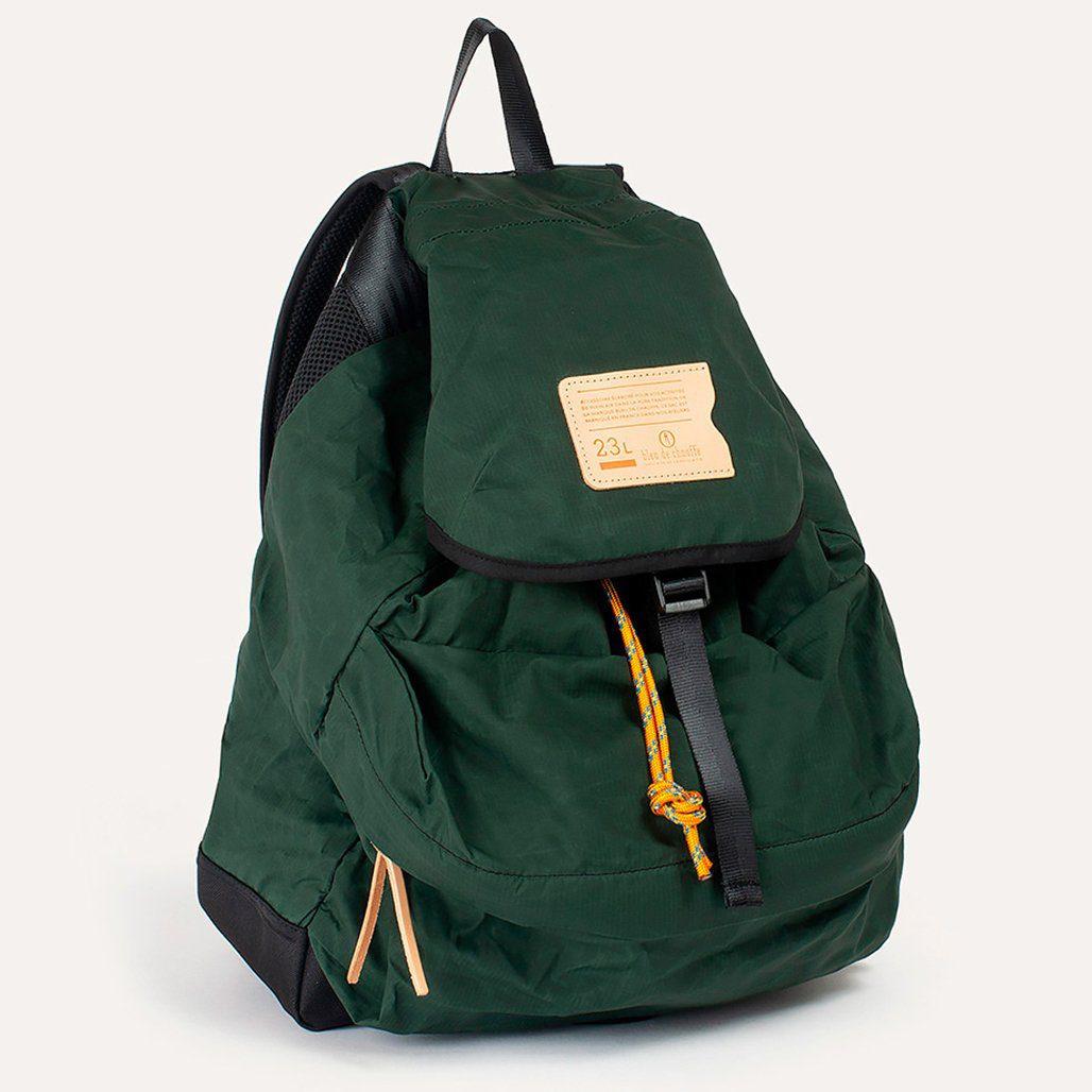 sac à dos bleu de chauffe bayou vert