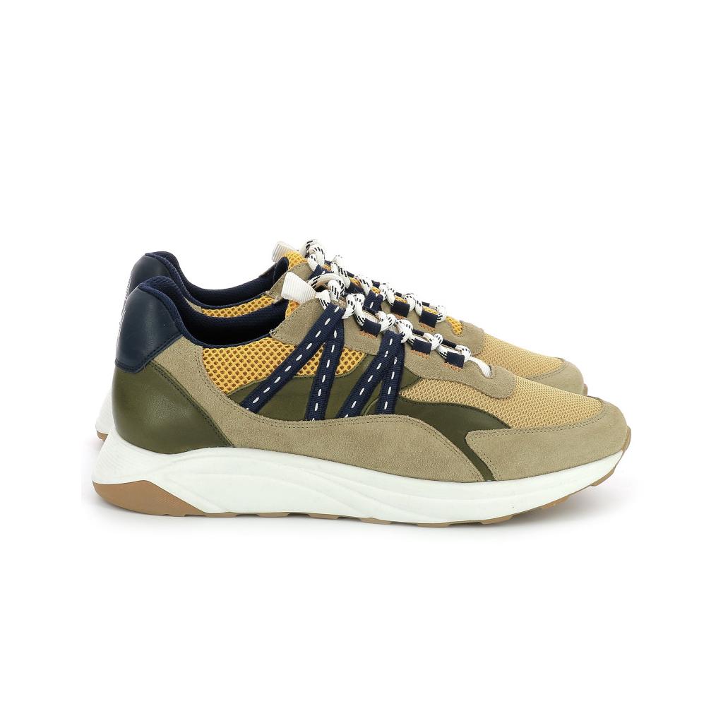 sneakers ICA kaki