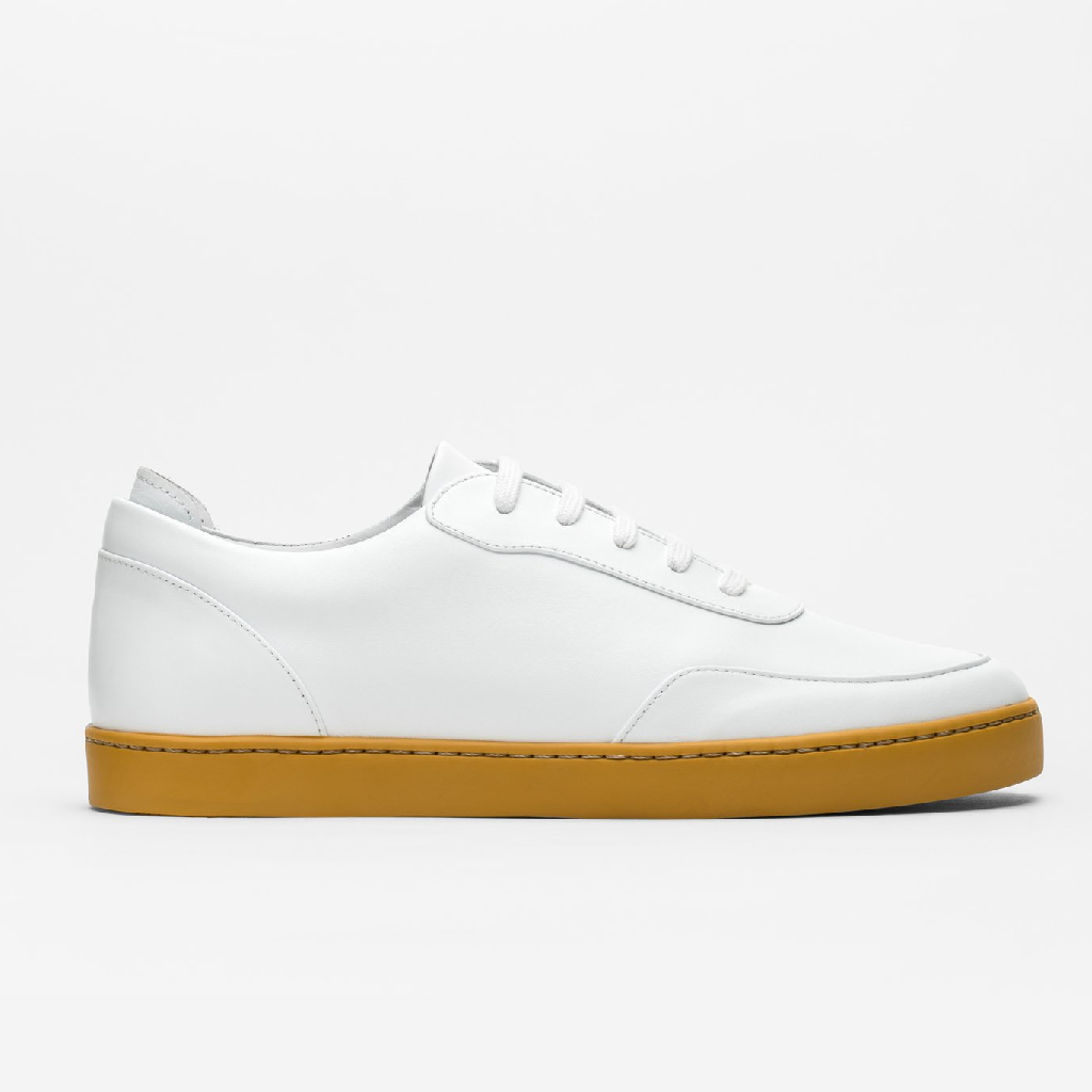 sneakers jak' nova mustard
