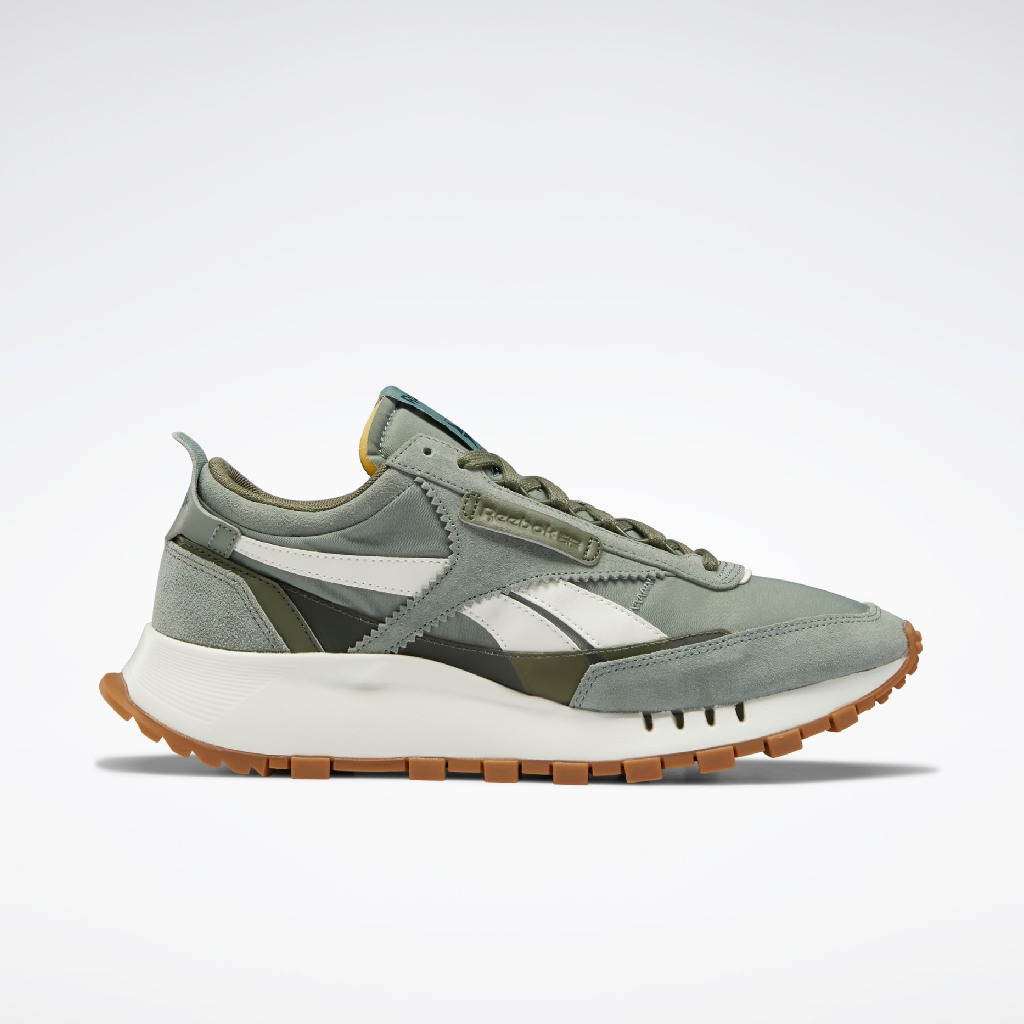 sneakers reebok classic leather legacy vert