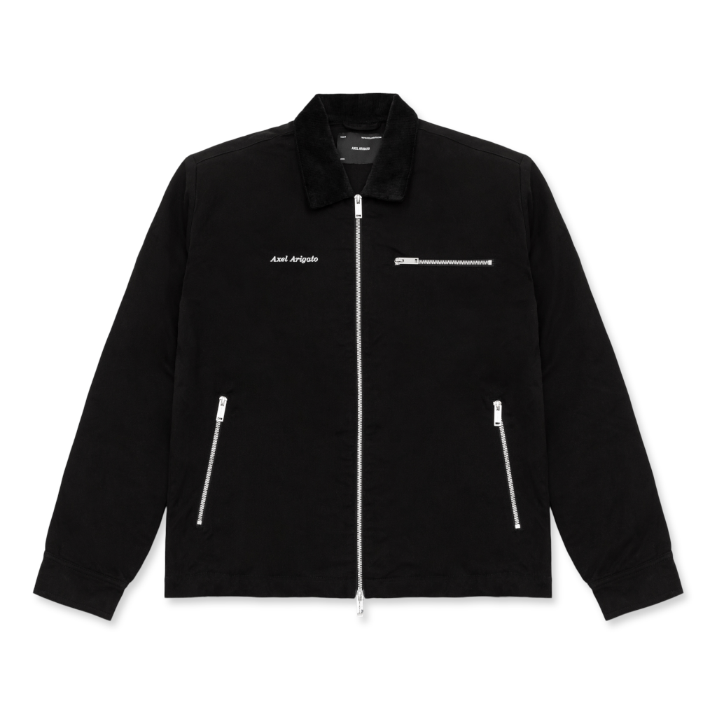 veste axel arigato ortega noire