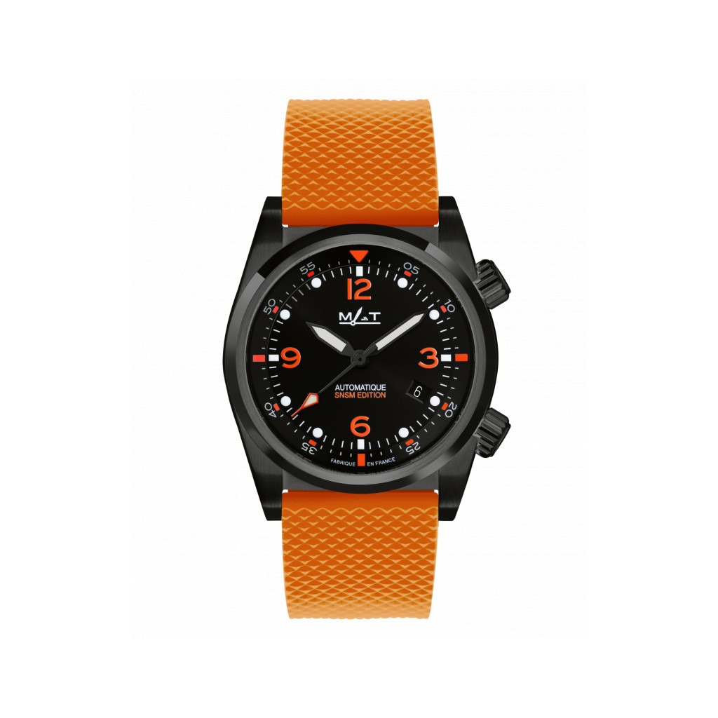 Montre automatique MAT Watches AG7 XL C3 Sauveteurs en Mer