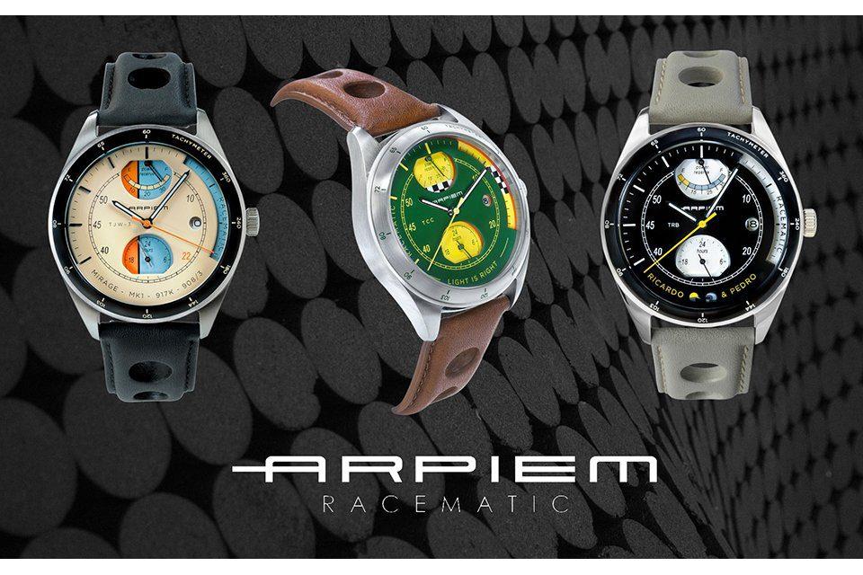 Arpiem Racematic collection