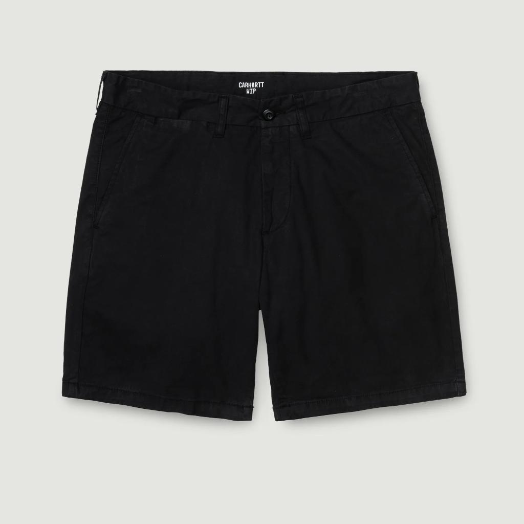 short carhartt wip noir