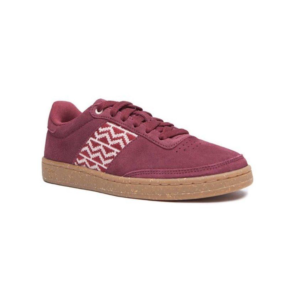 baskets ngo shoes bordeaux