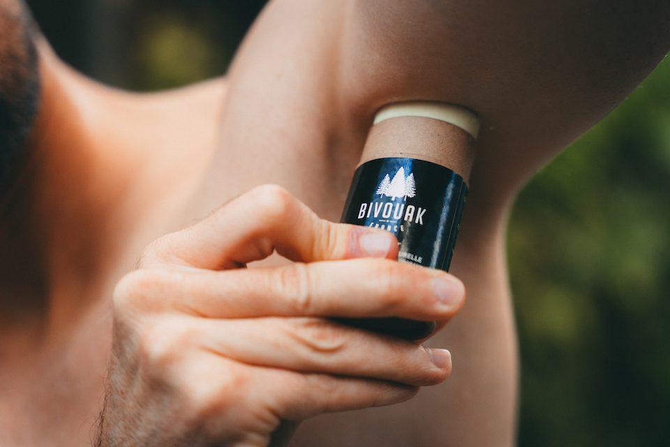 deodorant bivouak application 1