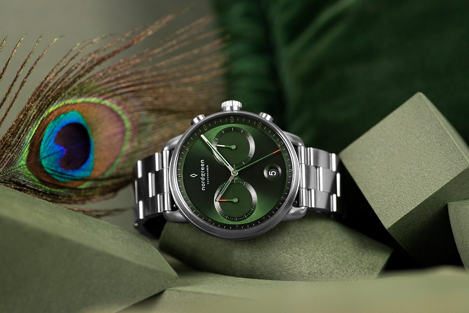 Nordgreen Pioneer green