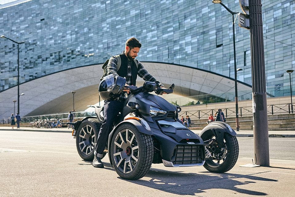 look max can am ryker couverture 2